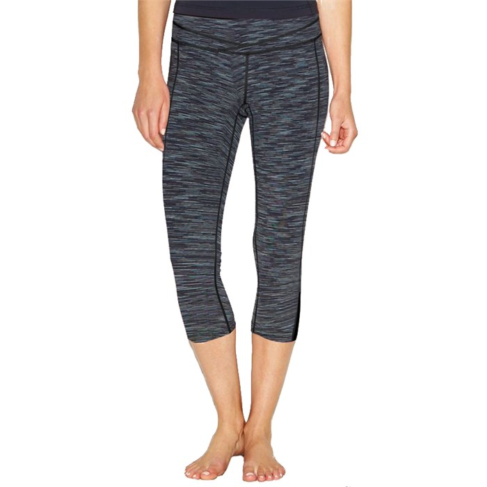 Lucy - Hatha Capri Leggings - Women's