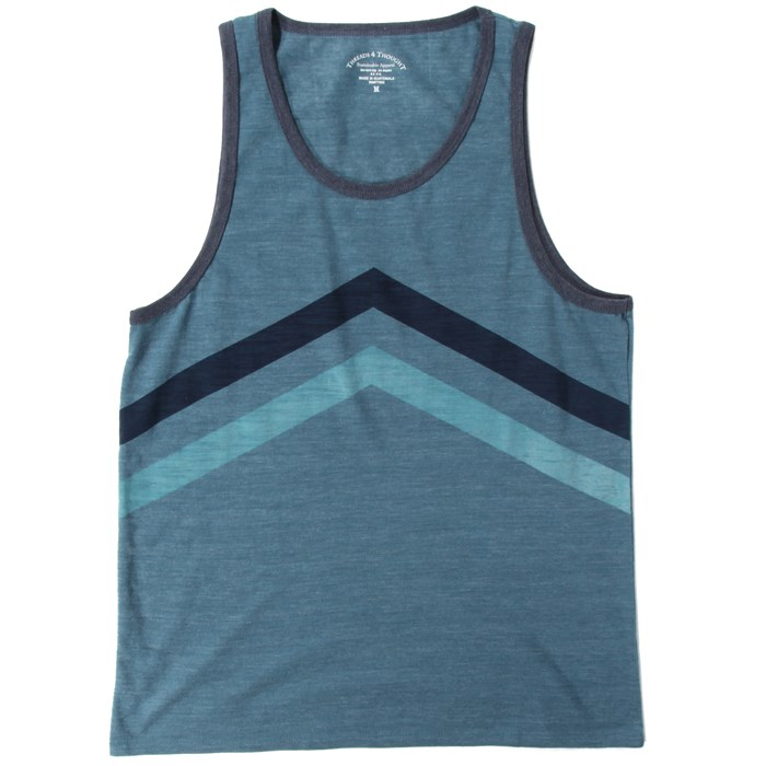 Threads 4 Thought - Threads for Thought Chevron Tank Top