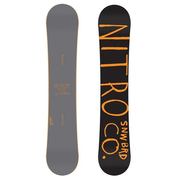 Nitro - Quiver Rail Snowboard 2015