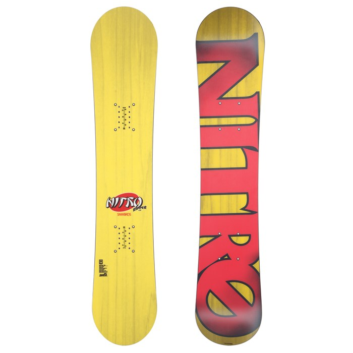 6aaa28a1fc24 Nitro Ripper Youth Snowboard - Kid s 2015
