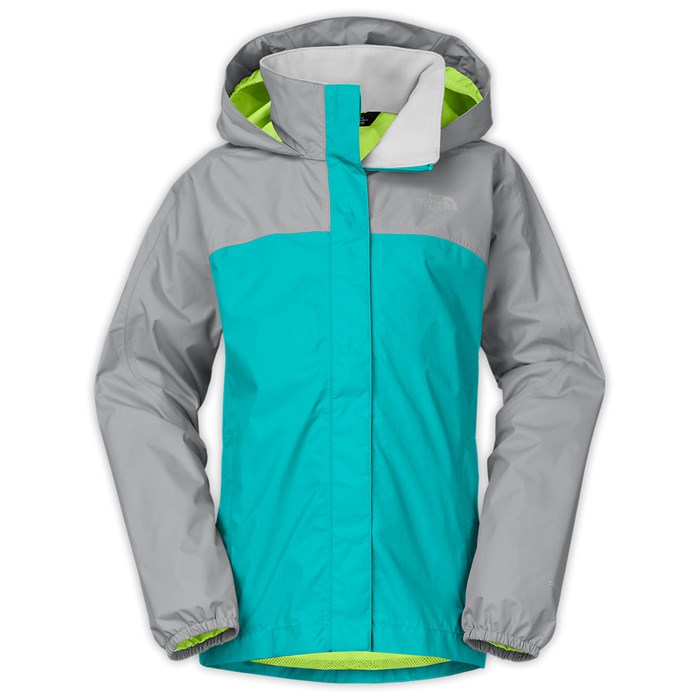 The North Face - Resolve Reflective Jacket - Girl's
