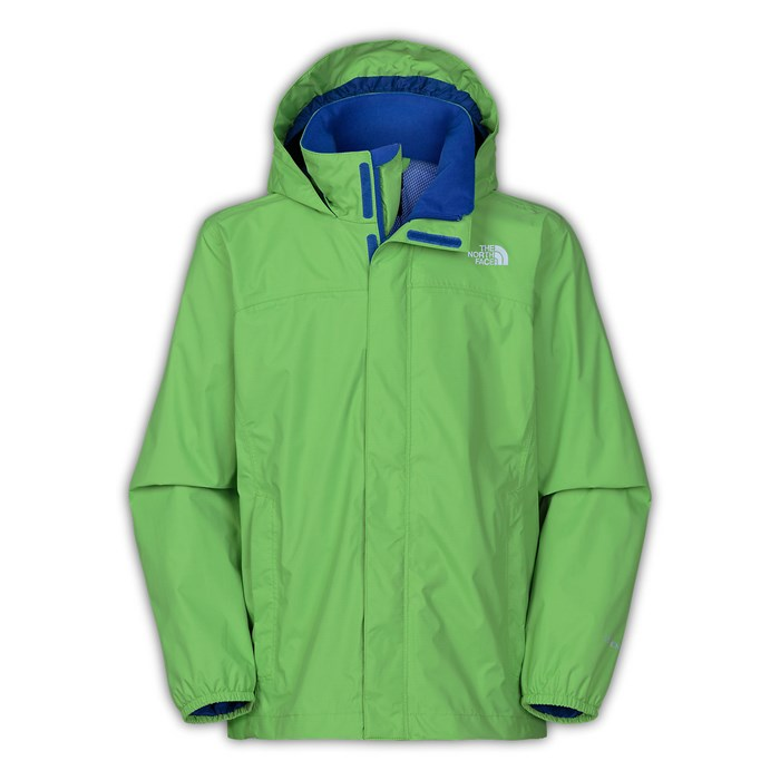 The North Face - Resolve Reflective Jacket - Boy's