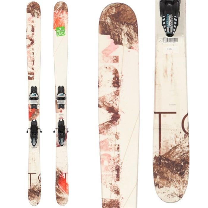 Armada TST Skis + Marker Griffon Demo Bindings