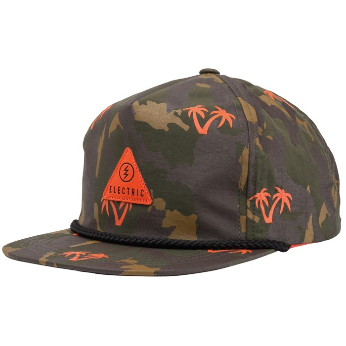 Electric - Electric Print Hat