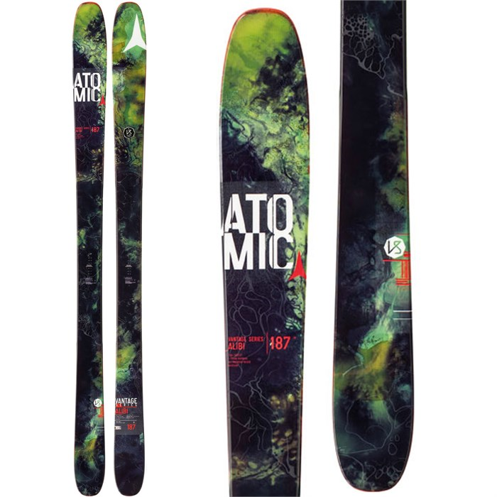Atomic - Alibi Skis 2015