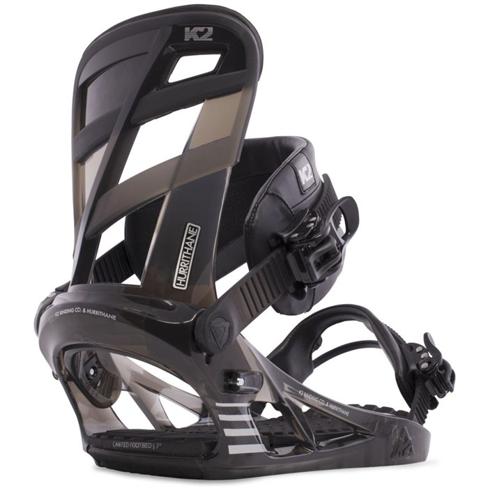 K2 - Hurrithane Snowboard Bindings 2015