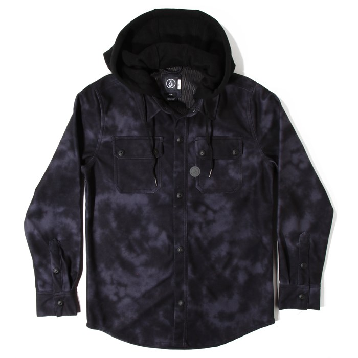 Volcom - Chainsaw Flannel Shirt