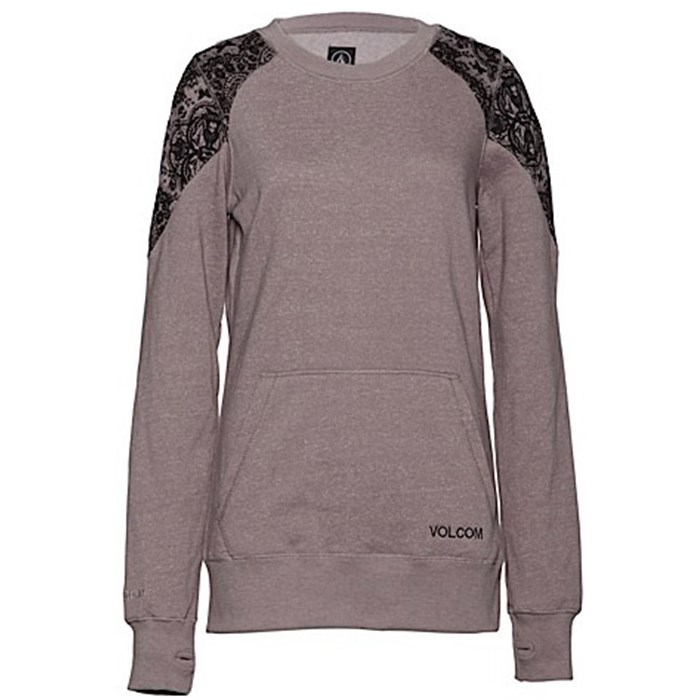 Volcom - Royal Pullover Crew Fleece - Women's