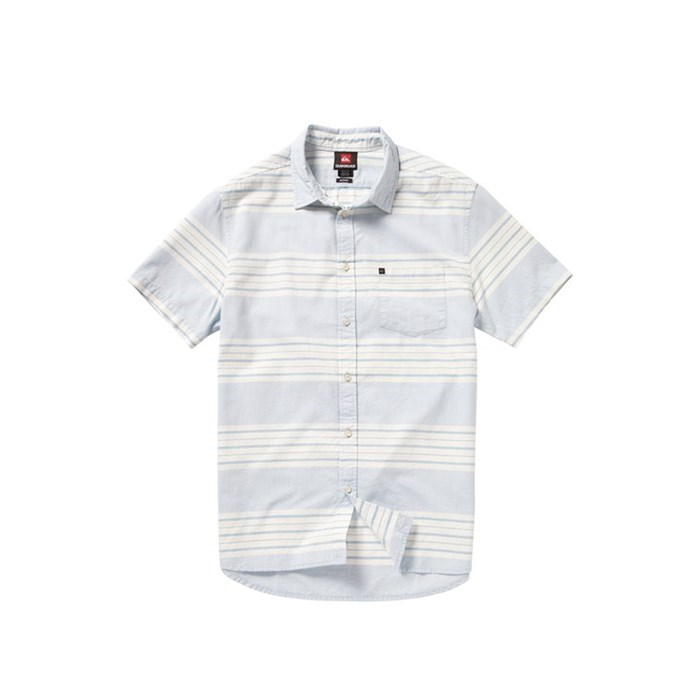 Quiksilver - Redondo S/S Button-Down Shirt