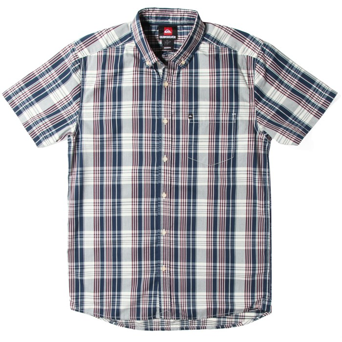 Quiksilver - Tidal S/S Button Down Shirt
