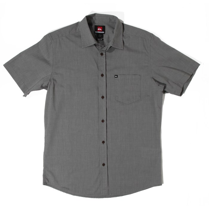 Quiksilver - Allman S/S Button Down Shirt