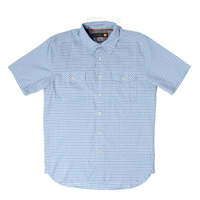 Quiksilver - Marine Lab S/S Button Down Shirt