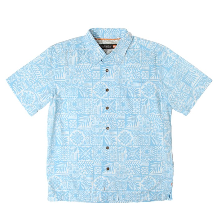 Quiksilver - Island Life S/S Button Down Shirt