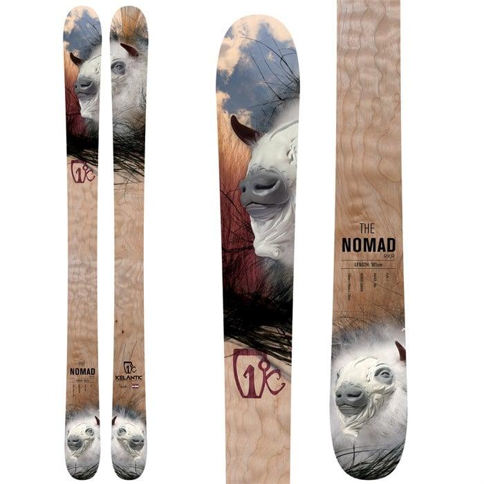 Icelantic - Nomad RKR Skis 2015