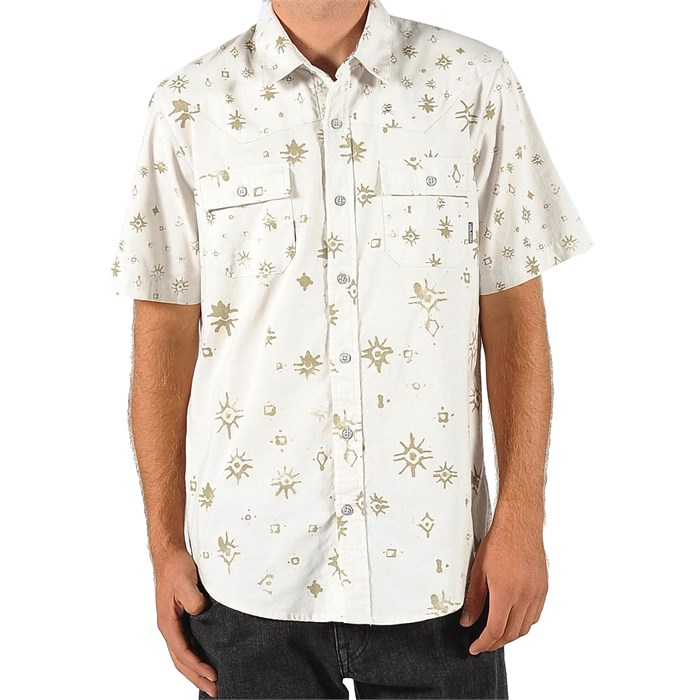 Volcom - Batiko Short-Sleeve Button-Down Shirt