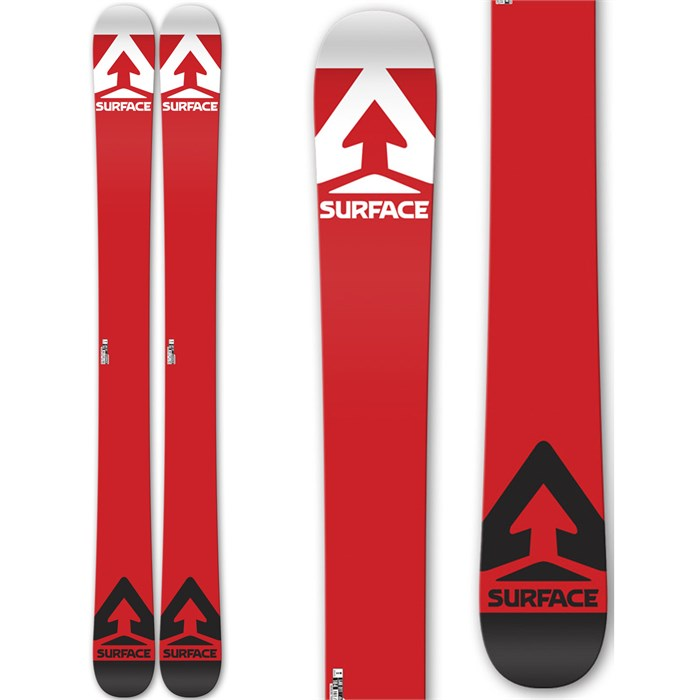 Surface - Lab Skis 2015