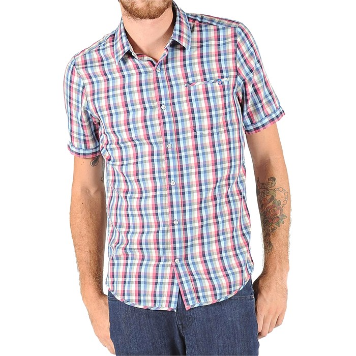 Volcom - Randall Short-Sleeve Button-Down Shirt
