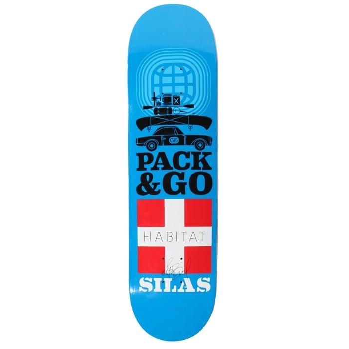 Habitat - Pack & Go Baxter 8.0 Skateboard Deck