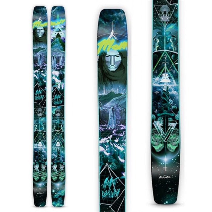 Moment - Deathwish Skis 2015