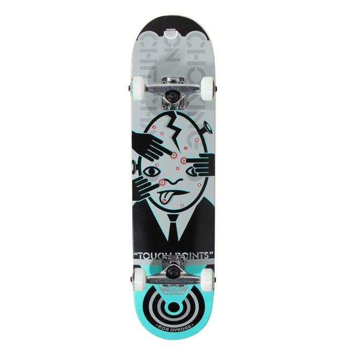 Alien Workshop - Rob Dyrdek Choking 7.75 Skateboard Complete