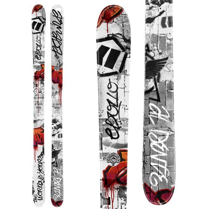 Armada - Al Dente Skis 2015