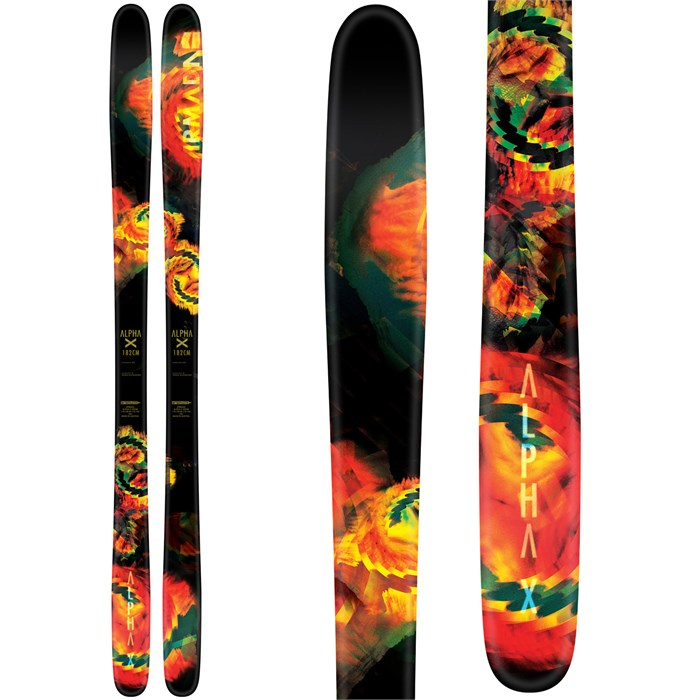 Armada - Alpha X Skis 2015