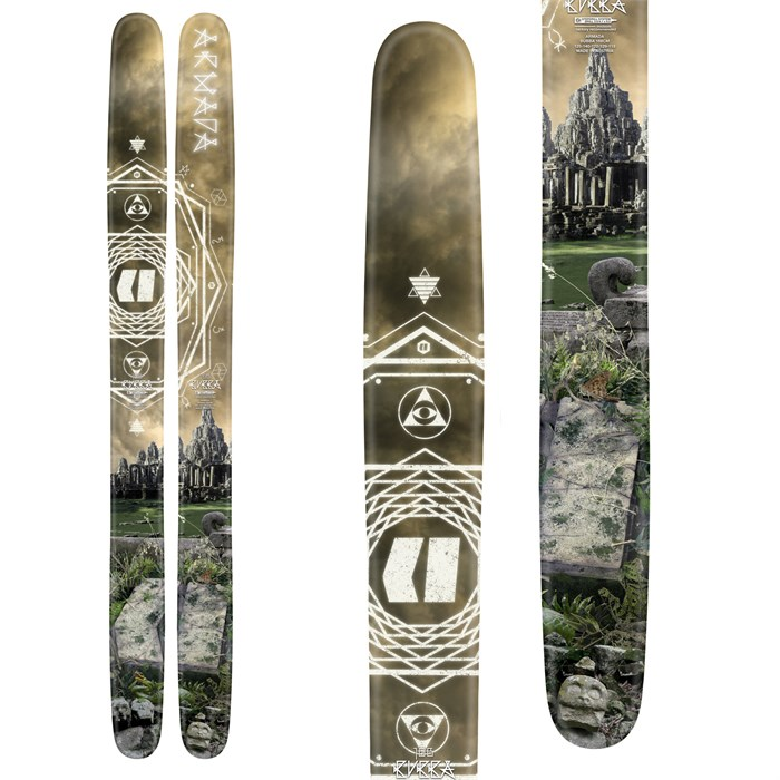 Armada - Bubba Skis 2015