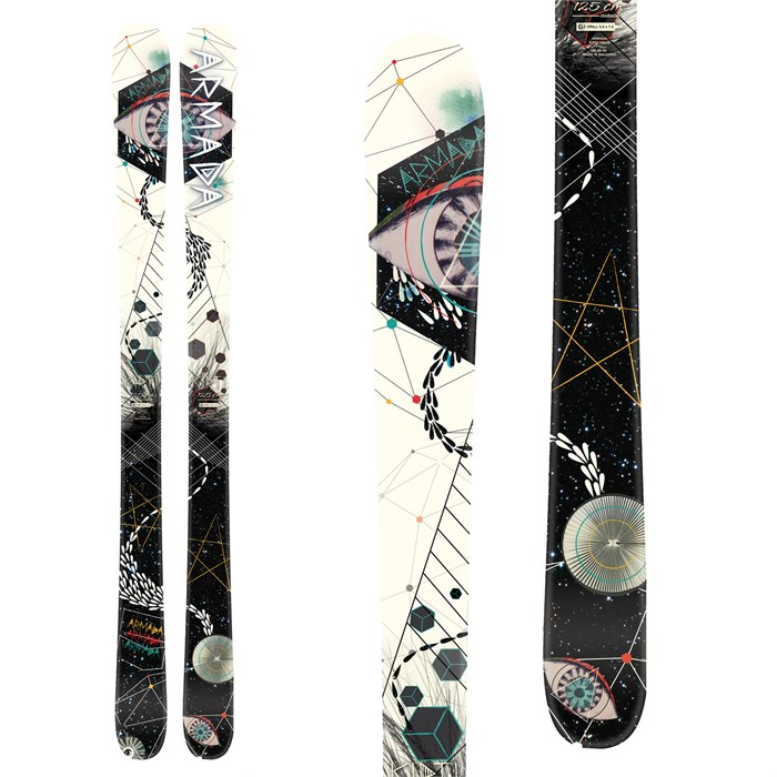 Armada - Kirti Skis - Girl's 2015