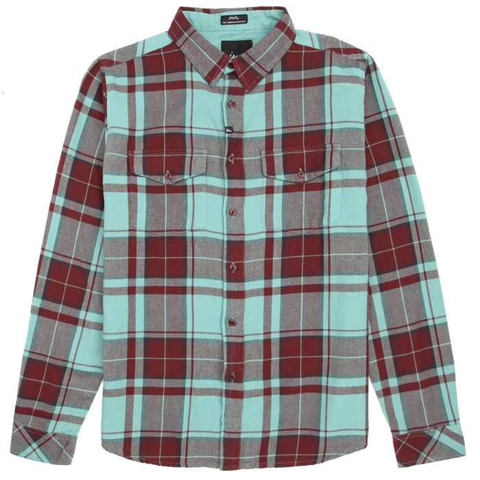 Imperial Motion - Parker Long-Sleeve Button-Down Flannel