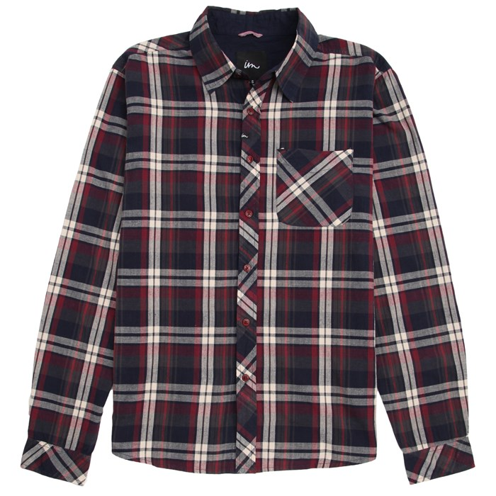 Imperial Motion - Lewis Long-Sleeve Button-Down Shirt