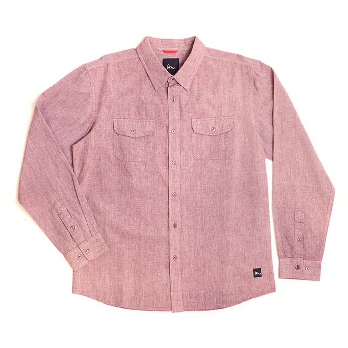Imperial Motion - Hardy Long-Sleeve Button-Down Shirt