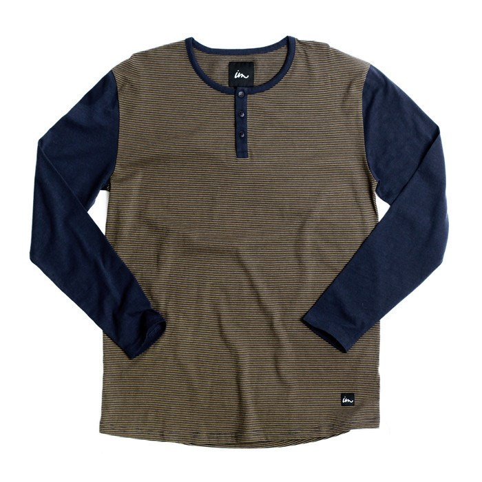 Imperial Motion - Dawson Long-Sleeve Henley