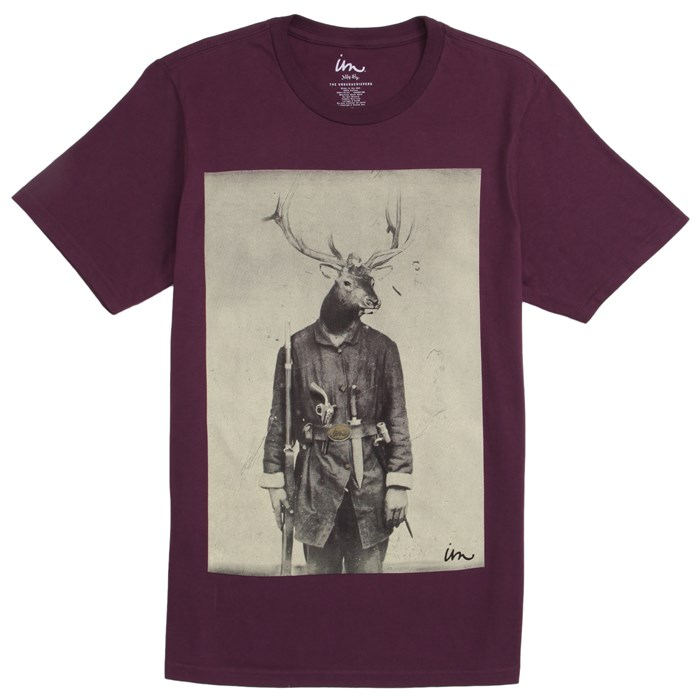 Imperial Motion - Imperial Motion Deer Hunter T-Shirt