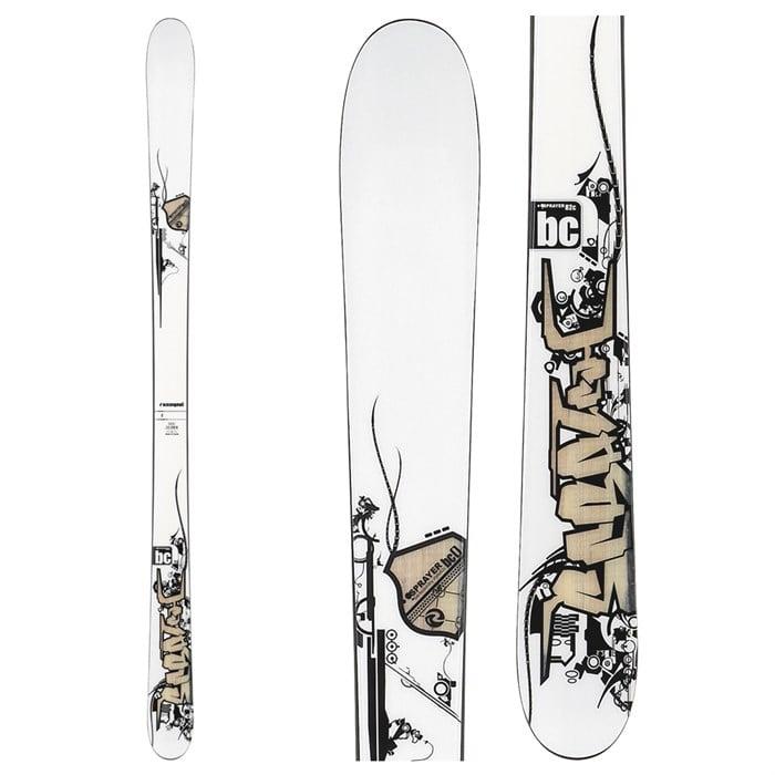 Rossignol - Scratch Sprayer BC Skis 2007