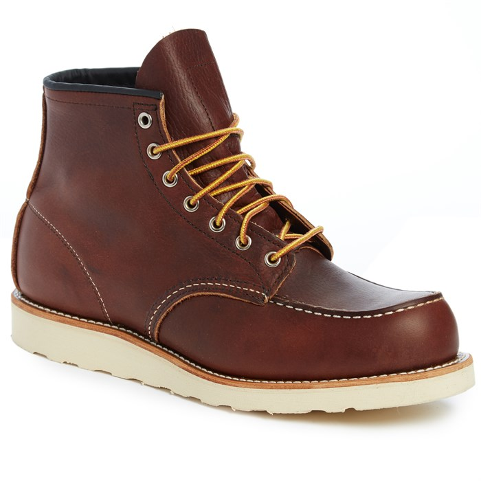 Red Wing - 8138 6-Inch Moc Boots