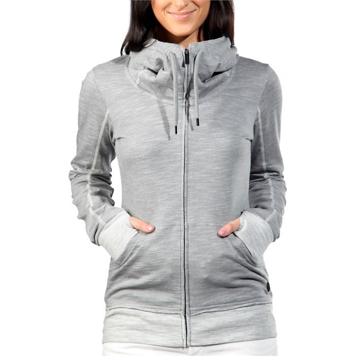 Bench Jagger Zip Hoodie Women S Evo Outlet