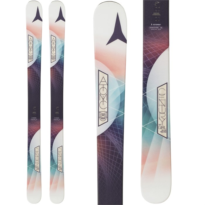 Atomic - Century Girl III Skis - Girl's 2015