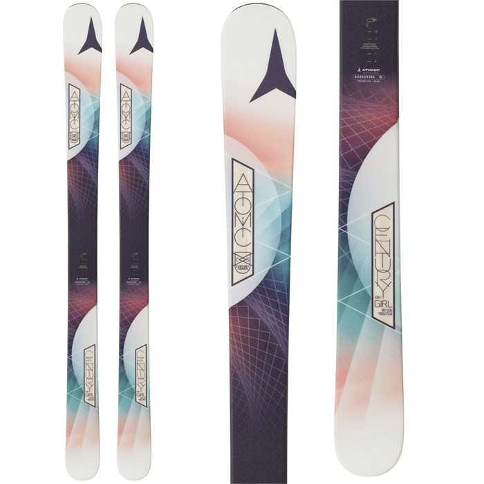 Atomic - Century Girl II Skis - Girl's 2015