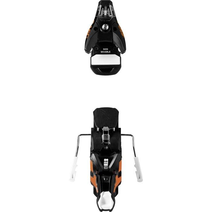 Atomic STH2 WTR 16 Ski Bindings 2015