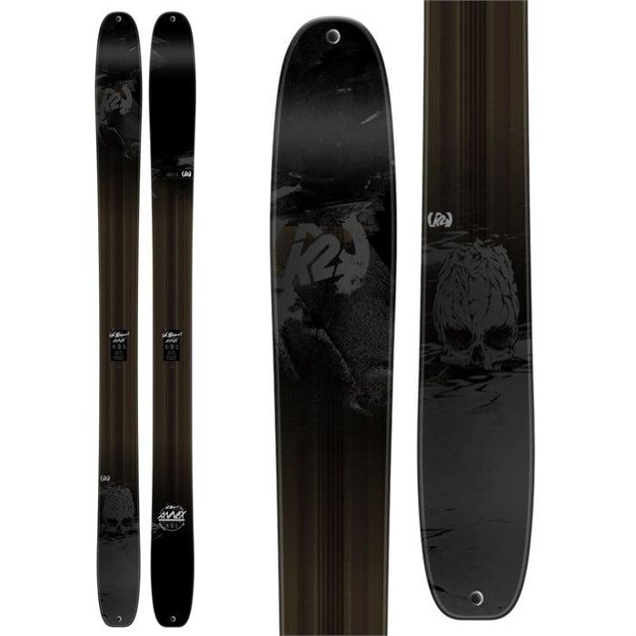 K2 - Annex 118 Skis 2015