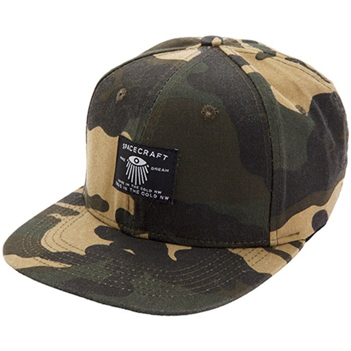 Spacecraft - Blend In Snapback Hat