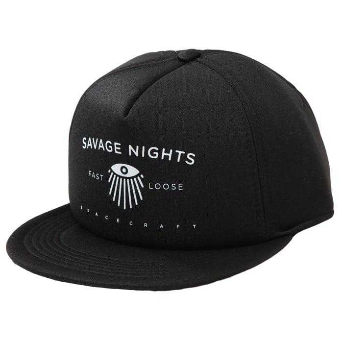 Spacecraft - Savage Nights Snapback Hat