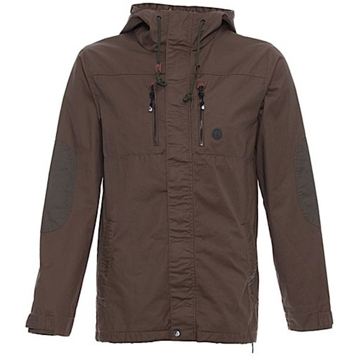 Volcom - Waxed Insulated Jacket