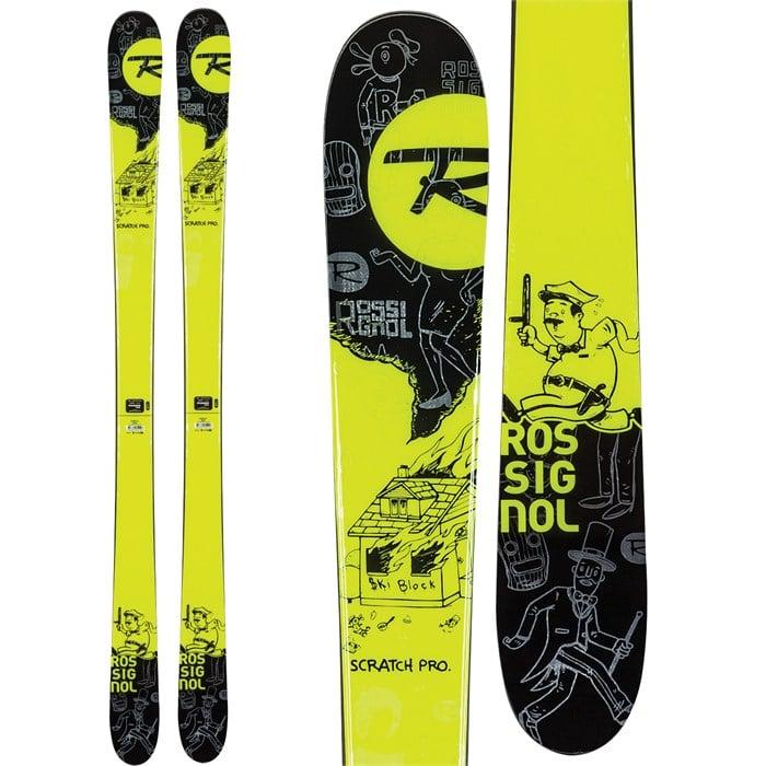 Rossignol - Scratch Pro Skis - Kids' 2015
