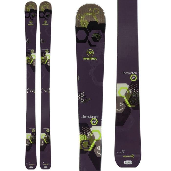 Rossignol - Temptation 100 Skis - Women's 2015