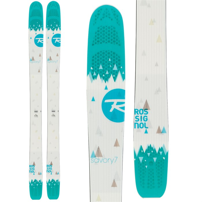 Rossignol - Savory 7 Skis - Women's 2016
