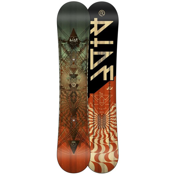 Ride - Wild Life Snowboard 2015