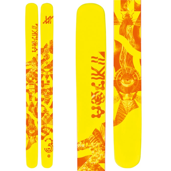 Volkl - Three Skis 2016