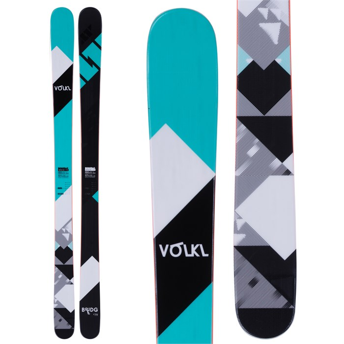 Volkl - Bridge Skis 2015