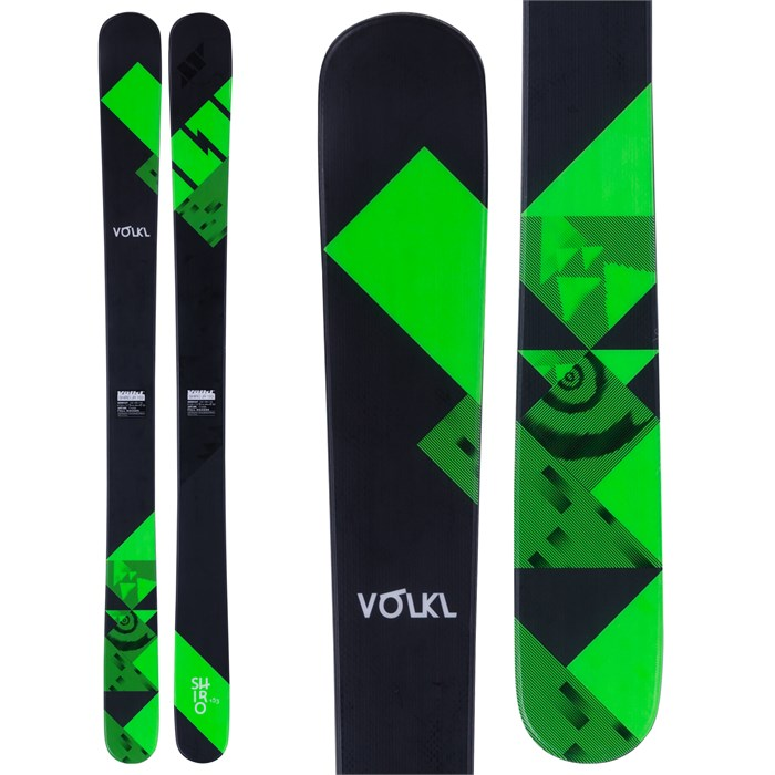 Volkl - Shiro Jr Skis - Boy's 2015